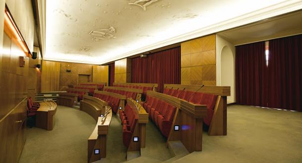 Parlamentino, via IV Novembre n.144 - Roma, immagine della sala