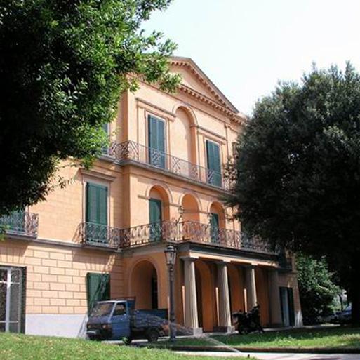 Villa Bandini Inail, via dei Colli Aminei n.21 - Napoli