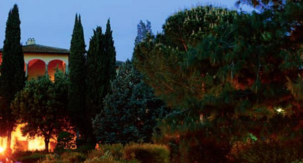 Villa Tornabuoni Lemmi dell'Inail, via Taddeo Alderotti n. 56 - Firenze