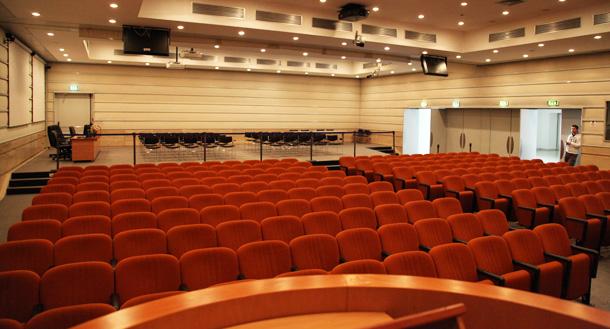 Auditorium Inail, Piazzale Pastore n. 6 - Roma, immagine della sala A