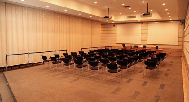 Auditorium Inail, Piazzale Pastore n. 6 - Roma, immagine della sala B