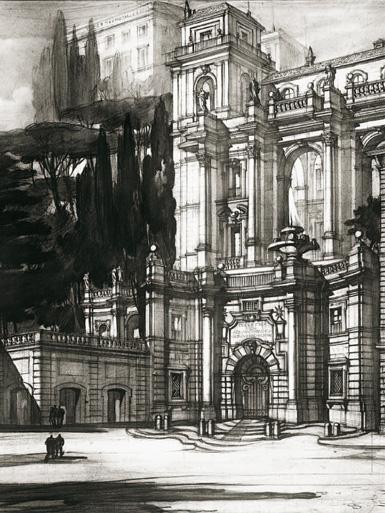 Via IV Novembre, immagine del progetto