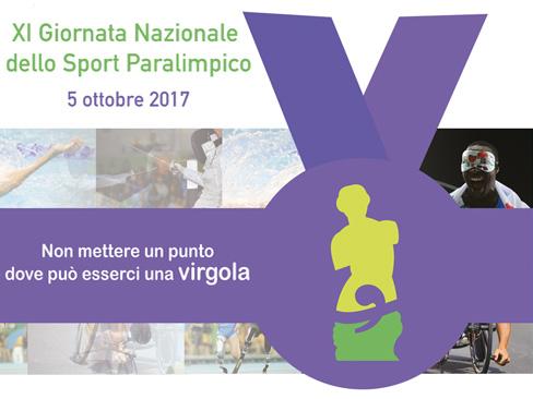 11° Giornata dello sport paralimpico