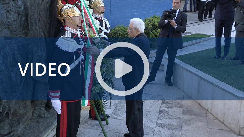 1° Maggio, all'Inail il ricordo del presidente della Repubblica alle vittime del lavoro