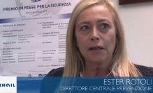 Ester Rotoli 3_DC  Prevenzione_Premio imprese per la sicurezza 2013