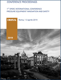 Immagine Conference proceedings - 1° eperc international conference pressure equipment innovation and safety