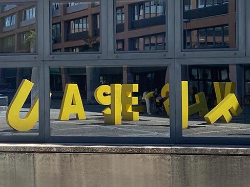 Immagine piazza delle Lettere a Pordenone
