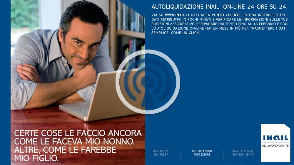 Campagna Autoliquidazione e servizi online 2008