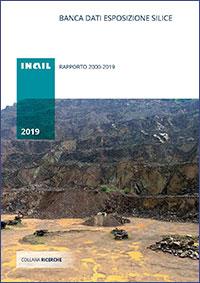 Immagine Banca dati esposizione silice - Rapporto 2000-2019
