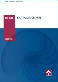 Immagine Carta dei servizi. Centro Protesi Inail Vigorso di Budrio 2020/2021