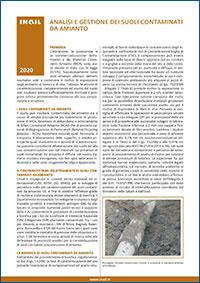 Immagine Analisi e gestione dei suoli contaminati da amianto