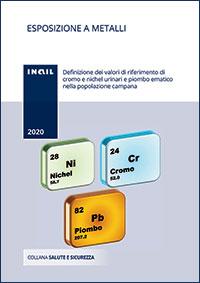 Immaggine Esposizione a metalli - Definizione dei valori di riferimento di cromo e nichel urinari e piombo ematico nella popolazione campana