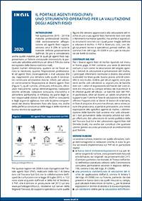 Immagine Il portale agenti fisici (paf): uno strumento operativo per la valutazione degli agenti fisici