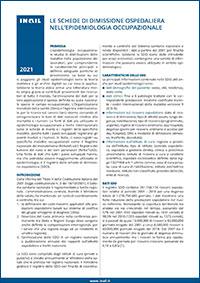 Immagine Le schede di dimissione ospedaliera nell'epidemiologia occupazionale