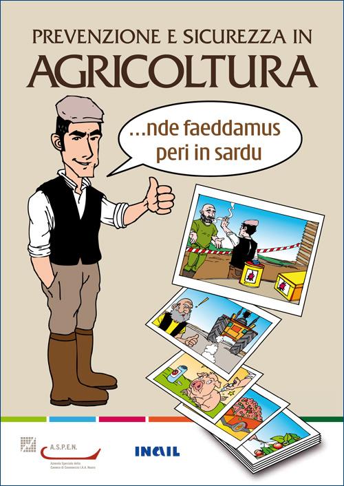 Immagine Prevenzione e sicurezza in agricoltura...nde faeddamus peri in sardu