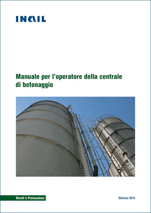 Immagine Manuale per l'operatore della centrale di betonaggio