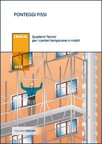 Immagine Ponteggi fissi - Quaderno Tecnico
