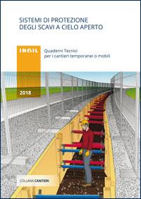 Immagine Sistemi di protezione degli scavi a cielo aperto - Quaderno Tecnico