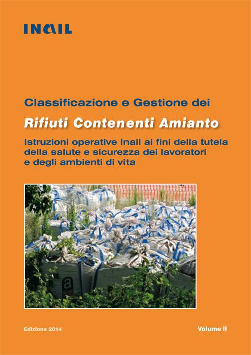 Immagine Classificazione e gestione dei rifiuti contenenti amianto