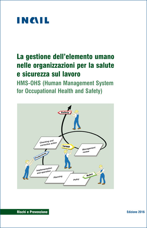 Immagine La gestione dell'elemento La gestione dell'elemento umano nelle organizzazioni per la salute e sicurezza sul lavoronelle organizzazioni per la salute e sicurezza sul lavoro