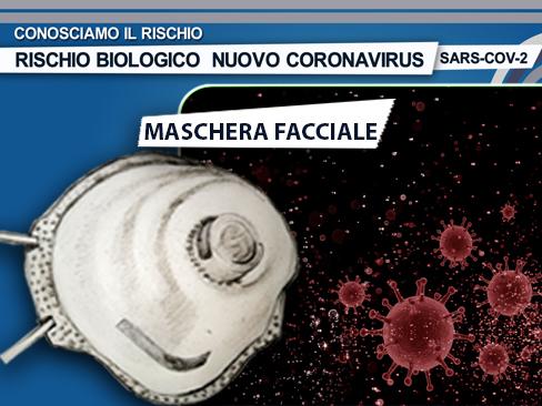 Tutorial sull'utilizzo delle maschere facciali durante l'emergenza Coronavirus