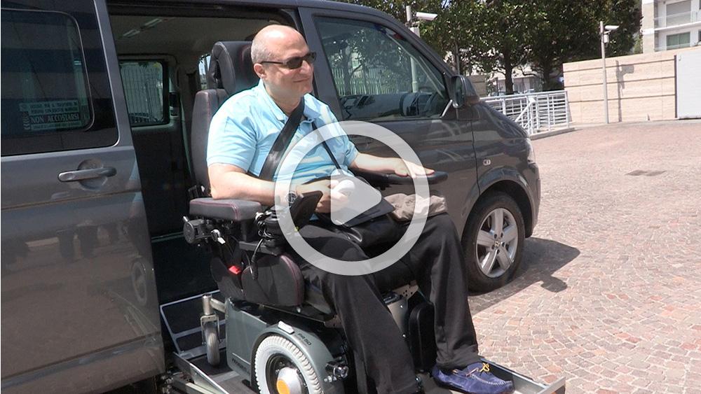 Inail ha consegnato un veicolo innovativo
