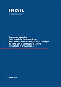 Immagine Documento tecnico sulla possibile rimodulazione delle misure di contenimento del contagio da SARS-CoV-2 nei luoghi di lavoro e strategie di prevenzione