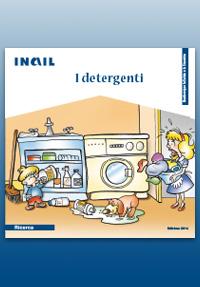 Immagine I detergenti (Quaderni per la salute e la sicurezza)