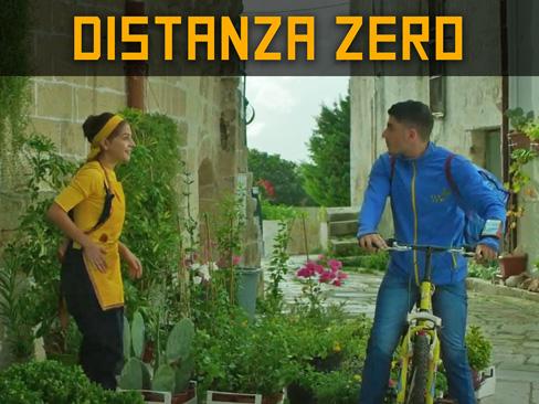 Cortometraggio Distanza zero