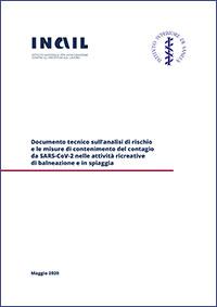 Immagine Documento tecnico sull'analisi di rischio e le misure di contenimento del contagio da SARS-CoV-2 nelle attività ricreative di balneazione e in spiaggia