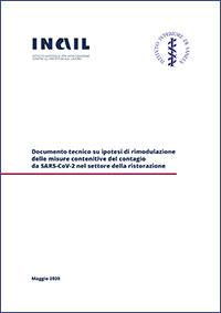 Immagine Documento tecnico su ipotesi di rimodulazione delle misure contenitive del contagio da SARS-CoV-2 nel settore della ristorazione