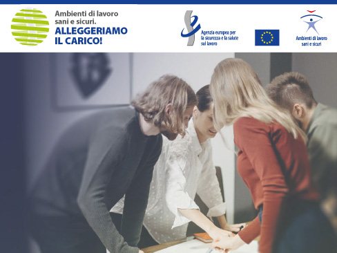 Campagna europea sui disturbi muscoloscheletrici