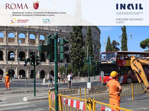 Inail Lazio e Roma Capitale insieme, per promuovere la salute e la sicurezza sul lavoro nel settore degli appalti del Comune e nella Rete dei centri di orientamento al lavoro