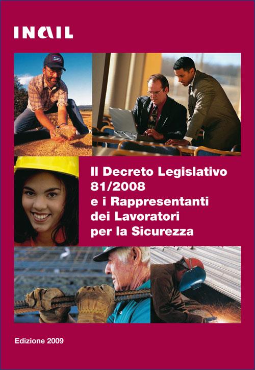 Immagine Il Decreto Legislativo 81-2008 e i Rappresentanti dei Lavoratori per la Sicurezza