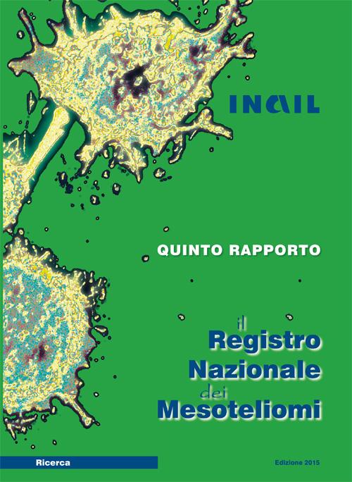 Immagine Il registro Nazionale dei Mesoteliomi - V Rapporto