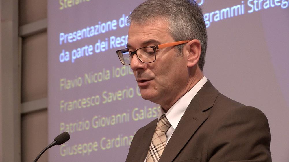 Stefano Tomasini, direttore DCOD Inail