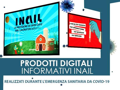 Prodotti digitali informativi covid-19