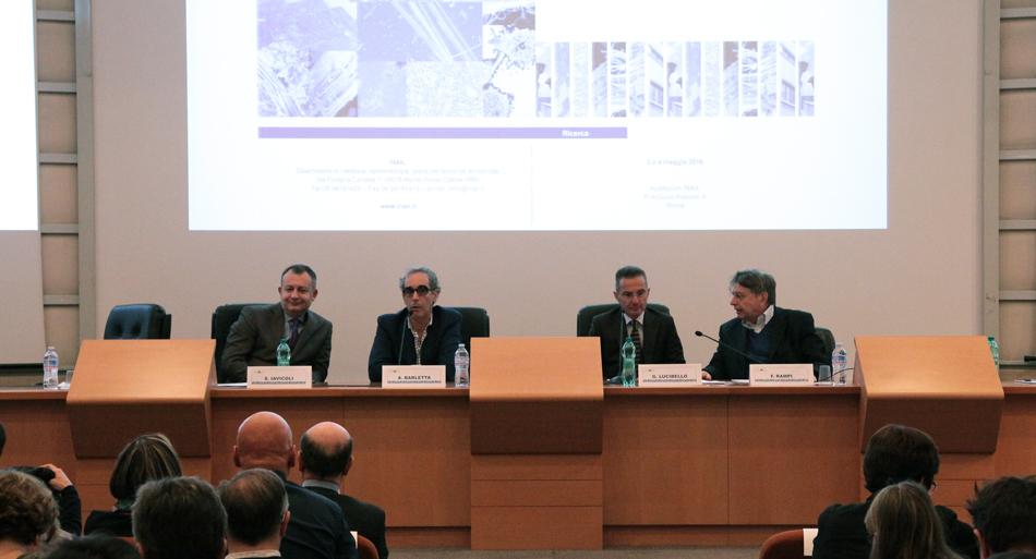 Il contributo della ricerca in tema di amianto da oltre 20 dal bando: proposte e soluzioni