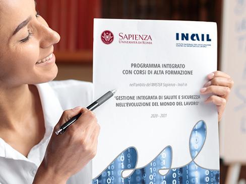 Corso di alta formazione Sapienza-Inail