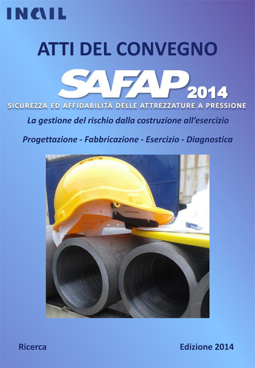 Immagine Safap 2014: Sicurezza ed affidabilità delle attrezzature a pressione