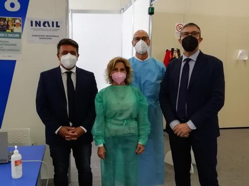 Campagna vaccinale Sardegna dal 15 giugno