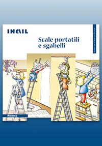 Immagine Scale portatili e sgabelli (Quaderni per la salute e la sicurezza)