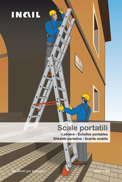 Immagine  scale portatili Quaderni per immagini