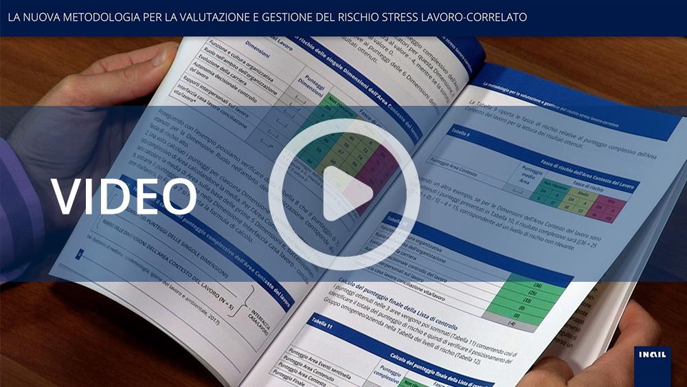 Tutorial Metodologia Stress lavoro-correlato