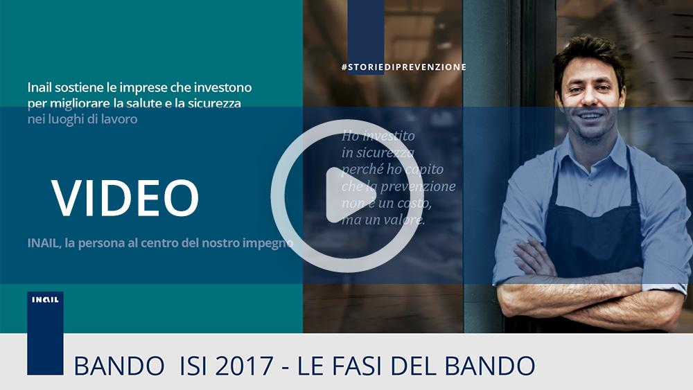 Bando Isi 2017 - Le fasi del bando