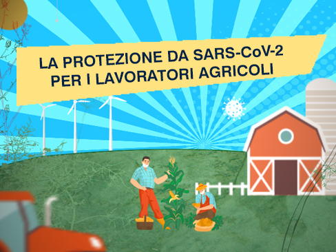Videotutorial la protezione per i lavoratori agricoli