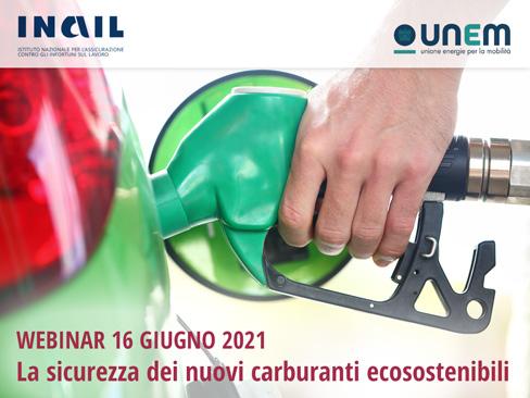 Webinar Dit carburanti ecosostenibli 16 giugno