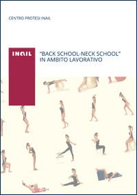 """Immagine """"Back school - neck school"""" in ambito lavorativo"""