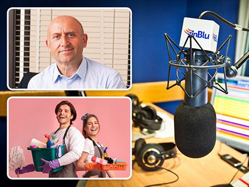 Franco Bettoni - Radio Inblu