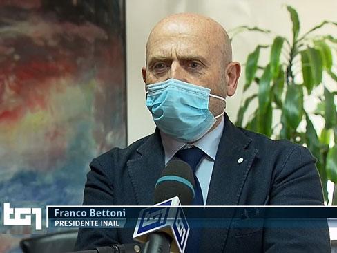 Franco Bettoni - Tg1